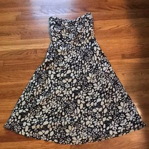 J. Crew Dresses - J Crew strapless dress
